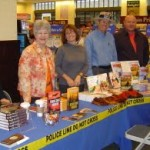 Barnes and Noble Centerra Book Signing