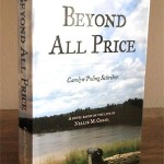 I'm at the Launch Party for Carolyn Poling Schriber's Beyond All Price