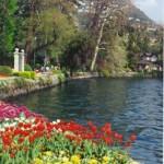 L is for Lugano, Switzerland