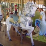 Writing on a Merry-Go-Round