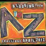 Last Chance to Enter the A to Z Blog Challenge
