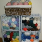 Yarn, yarn, beautiful yarn…I'll never run out of yarn