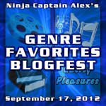 Guilty (Oops! I mean Genre) Favorites Blogfest