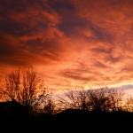 Don't forget to leave a comment…..and a photo of a Colorado sunset