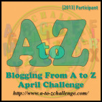 It's Sign-Up Day for the April A to Z Blog Challenge