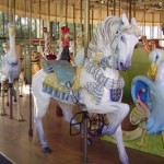 Writing is Like Riding a Carousel