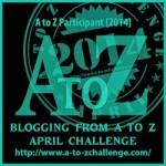 """A to Z Challenge: V is for Violets (and Denise Vega and """"Voodoo Ridge"""" by David Freed)"""