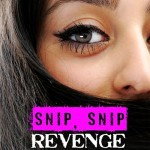 About Medeia Sharif's New Release — Snip, Snip, Revenge — and Giveaway