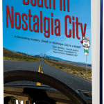 A copy of Death in Nostalgia City goes to…
