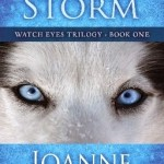 The Winner of a copy of Joanne Sundell's Arctic Storm