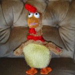 A Mr. Chicken Special Announcement for Shop 'til You Drop Friday