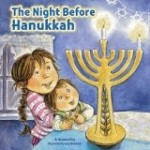 Giveaway winner and new giveaway for Natasha Wing's The Night Before Hanukkah