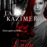 The winner of an ebook copy of The Lady in Pink by J.A. Kazimer