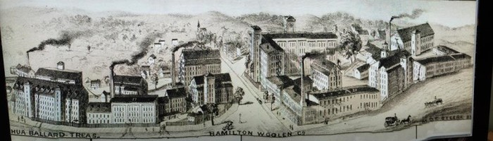 Hamilton Mill Buildings