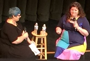 2016_Valdez_Rainbow Rowell Holly Black YALLWEST 2016