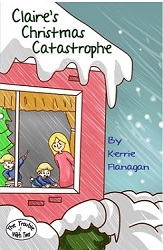 2016_Flanagan__Claire's Christmas Catastrophe