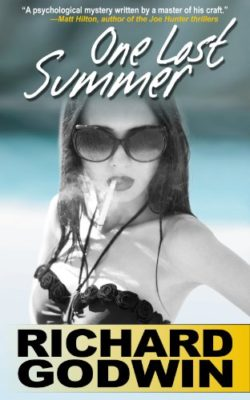 2016_Godwin_One Lost Summer Cover