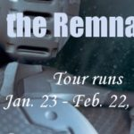 Coming Thursday, more information about William Michael Davidson's The Remnant!